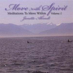 Move with Spirit Meditations to Move Within 1
