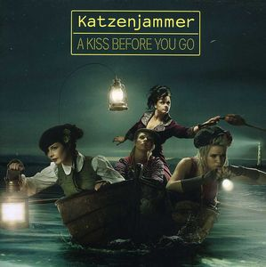 Kiss Before You Go [Import]