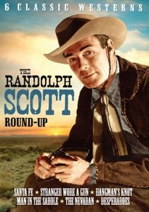 The Randolph Scott Round-Up: Volume 2
