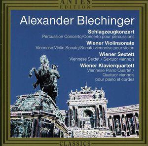 Percussion Cto /  Viennese Violin Cto