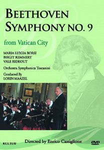 Symphony No 9 From Vatican City