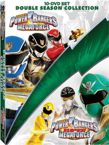 Power Rangers Megaforce and Super Megaforce Collection