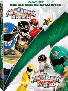 Power Rangers Megaforce and Super Megaforce Collection