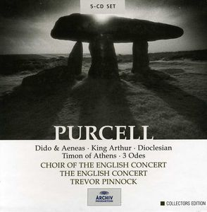 Dido & Aeneas /  King Arthur /  Dioclesian /  Odes