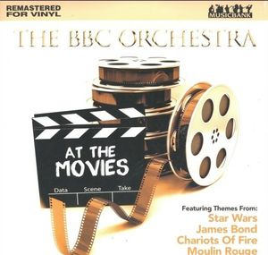 At the Movies: The BBC Orchestra [Import]
