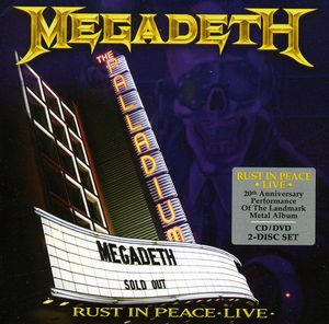 Rust in Peace Live [Import]