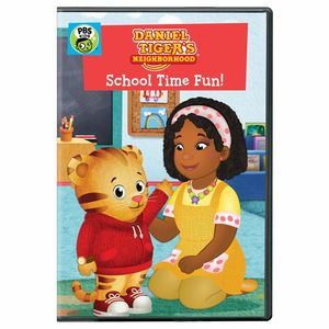 Daniel Tiger's Neighborhood: School Time Fun
