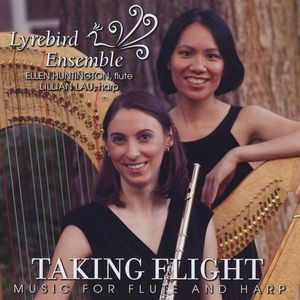 Taking Flight-Music for Flute & Harp