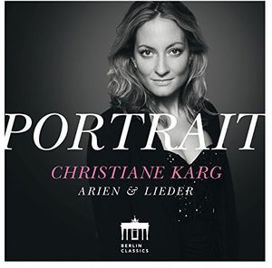 Portrait: Christiane Karg