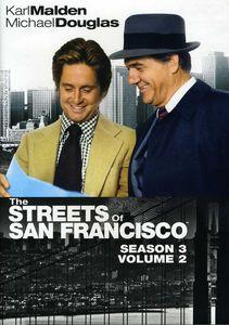 The Streets of San Francisco: Season 3 Volume 2