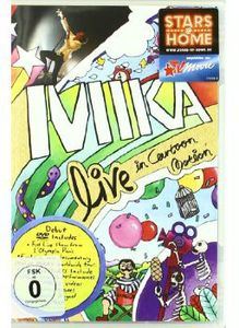 Live in Cartoon Motion [Import]