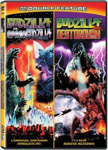 Godzilla Vs Destoroyah & Godzilla Vs Spacegodzilla