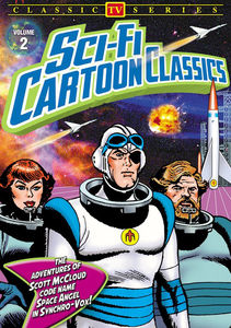 Sci-Fi Cartoon Classics 2: Adventures of Scott