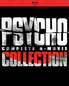 Psycho 4-movie Complete Collection