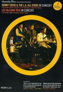 Sonny Criss and the LA All-Stars /  Les McCann Trio Live [Import]