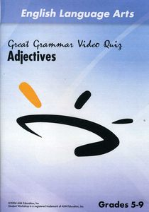 Adjectives Video Quiz