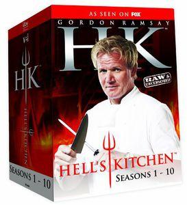 Hell's Kitchen: Season 1-10