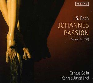 Johannes Passion Version IV 1749