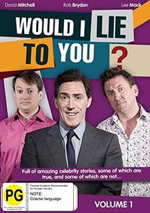 Would I Lie to You-Volume 1 (Season 4) [Import]