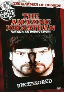 Amazing Jonathan: Wrong On Every Level