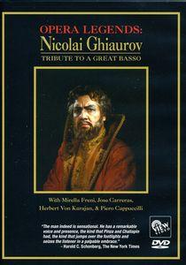 Ghiaurov,nicolai /  Tribute to a Great Basso