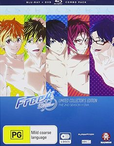 Free! Eternal Summer (Season 2 + Ova) Limited Coll [Import]