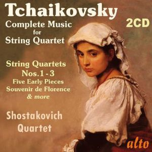 Complete Music for String Quartet