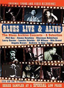 Blues Live & Alive
