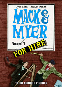 Mack and Myer for Hire: Volume 1