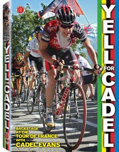 Yell for Cadel: The Tour Backstage
