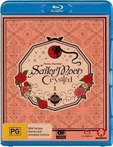 Sailor Moon Crystal Set 1: Eps 1-14 [Import]