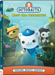 Octonauts: Meet the Octonauts!