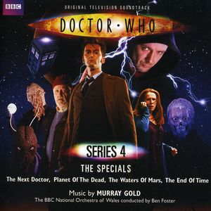 Doctor Who: Series 4: The Specials: (Original Television Soundtrack)