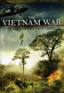 The Vietnam War: A Decade of Dog Tags