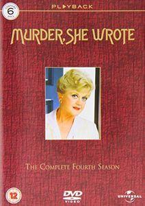 Murder She Wrote Season 4 [Import]