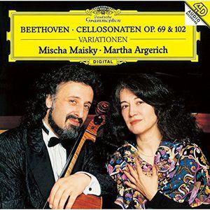 Beethoven: Sonatas for Cello