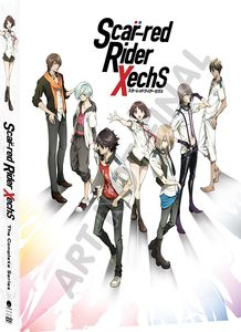 Scar-Red Rider Xechs: Complete Series - Sub Only