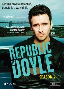 Republic of Doyle: Season 2