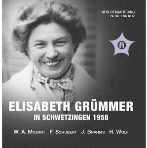 Elisabeth Grummer in Schwetzin