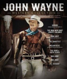 John Wayne Western Collection , John Wayne