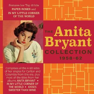Anita Bryant Collection 1958-62