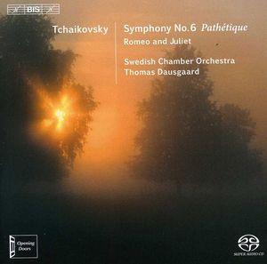 Sym No 6 in B minor /  Pathetique Op 74