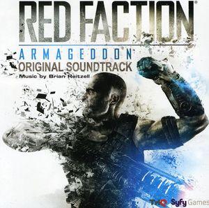 Red Faction Armageddon (Original Game Soundtrack)