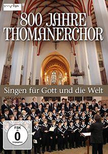 800 Jahre Thomanerchor /  Singen