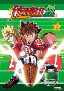 Eyeshield 21: Collection 1