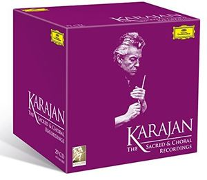 Karajan Sacred & Choral Recordings