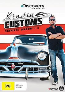 Kindig Customs: Complete Seasons 1-3 Collection [Import]