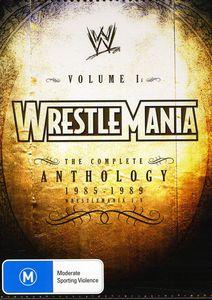 Vol. 1-Wrestlemania Anthology [Import]