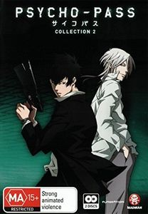 Psycho-Pass-Collection 2 [Import]