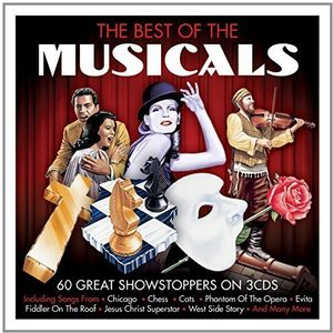 Best Of The Musicals /  Various [Import]